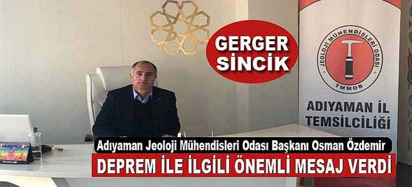 Gerger ve Sincik